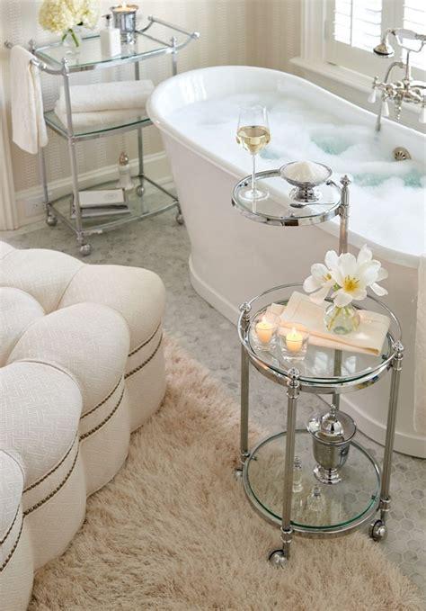 bathtub accessories 1000 ideas about chic bathrooms on pinterest shabby