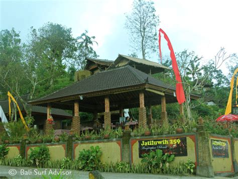 Lu Taman Tempel jatiluwih rice terrace restaurants bali places of interest