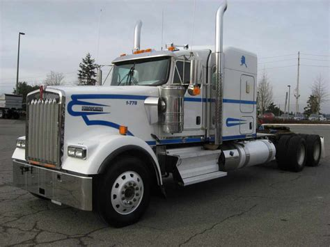 w900l 2012 kenworth w900l everett wa vehicle details motor