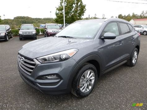 hyundai tucson 2016 grey 2016 coliseum grey hyundai tucson se awd 107636679 photo