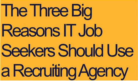 How Many Jobs Should Be Listed On A Resume by The Three Big Reasons It Job Seekers Should Use A