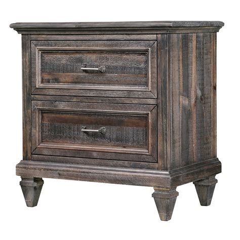 bedroom nightstands calistoga 2 drawer nightstand