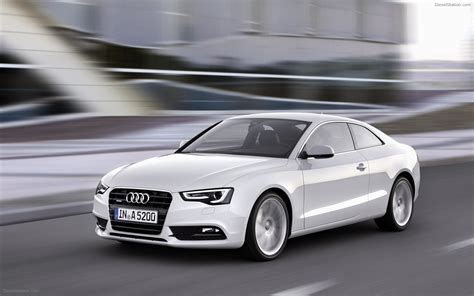 A 5 Audi by Audi A5 2013 Widescreen Car Wallpaper 03 Of 32