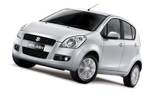 Mobil Suzuki Splash harga mobil suzuki splash dan spesifikasi detailmobil