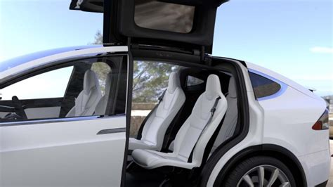 Tesla X Model Price 2017 Tesla Model X Electric Car Pricing Feature Changes