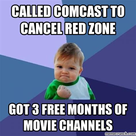 Crunch Meme - comcast