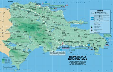 map of republic caribbean on line republic maps republica