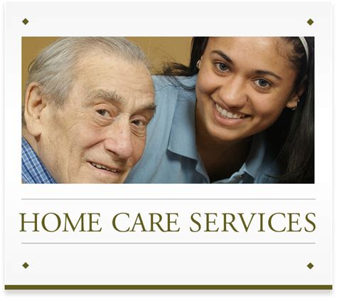 Home Care Services by Assisted Living Facilities Home Health Care
