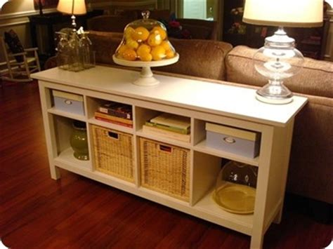 behind the couch storage behind couch storage for the home pinterest
