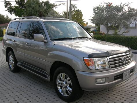 2005 Toyota Land Cruiser For Sale Fully Loaded 2005 Toyota Land Cruiser For Sale Autos