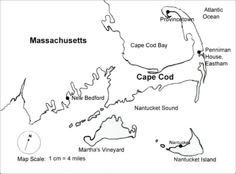 cape cod service the penniman house locate 1