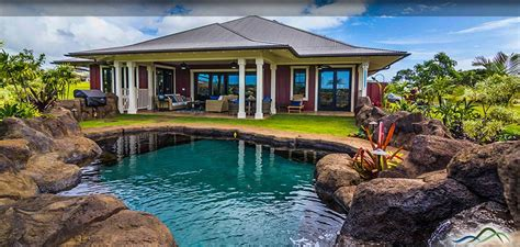 kauai cottage rentals kukui ula makai cottage new to kauai resorts