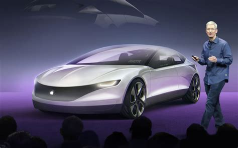 Titan Electric For Car apple car project cold workers laid report