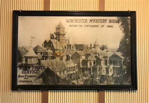 the mystery house visit the winchester mystery house in san jose california