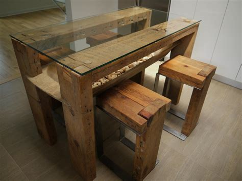 Handmade Rustic Furniture - handmade wood furniture is it that best decor things