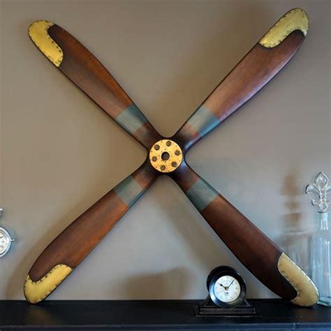 wooden airplane propeller ceiling fan four blade 46 inch wood airplane propeller a simpler