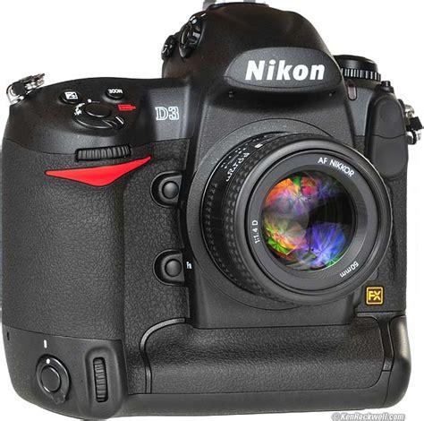 leica d 3 digital nikon d3 lenses