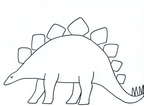 Dino Cut blank dinosaur template paper crafts for children dinosaur crafts template