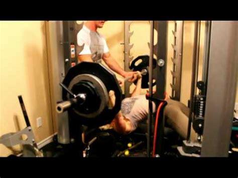 200 bench press krista schaus 200 lb bench press youtube