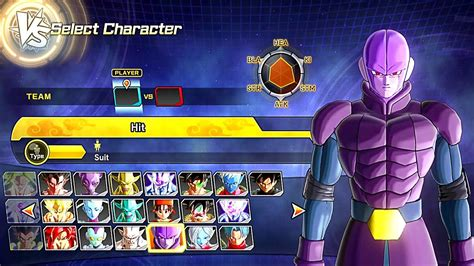 dragon ball xenoverse 2 characters stages english