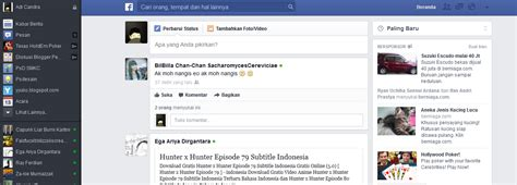 fb terbaru tutorial mengubah tilan fb terbaru 2013 menyox store