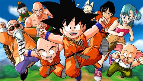 imagenes de goku y sus amigos goku vegeta y compa 241 237 a regresan en dragon ball super