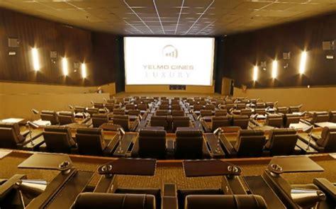 cartelera cines camas espa 241 a estrena el primer cine de lujo de europa