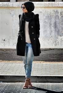 Casual wear hijab styles with jeans trends 2016 2017 3