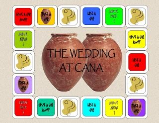 Wedding At Cana Preschool Lesson by 22 Best Images About Bible Water To Wine On