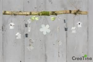birkenholz dekoration creatina ast aus birkenholz zum aufh 228 ngen mit holzblume