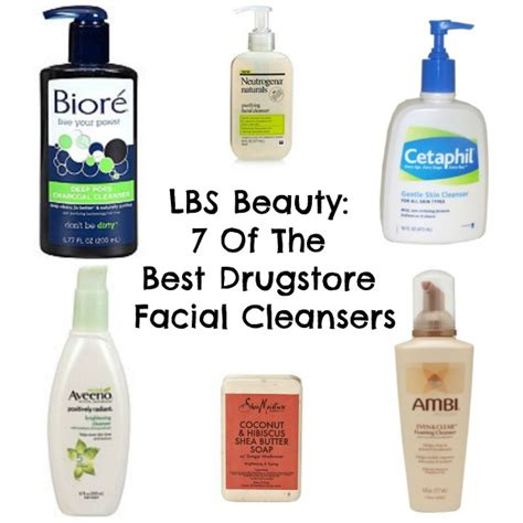 7 Best Cleansers skin care archives lovebrownsugarlovebrownsugar