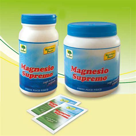 magnesio supremo lassativo the nilo the midro lassativo conf da 1000gr