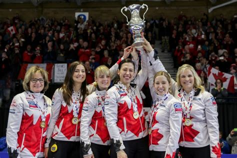 2019 Ford World Womens Curling Chionship by Ford World S Curling Chionship 2018