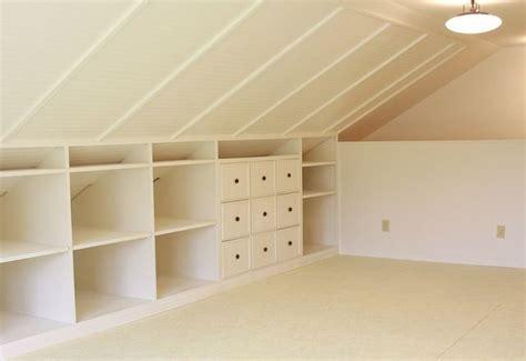 attic storage room attic storage yeah new house