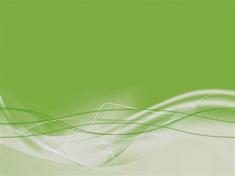 free green green light burst abstract powerpoint templates abstract
