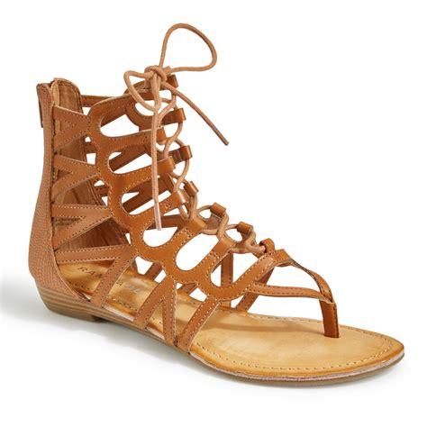 cognac gladiator sandals rage women s salina 2 gladiator sandals cognac bob s