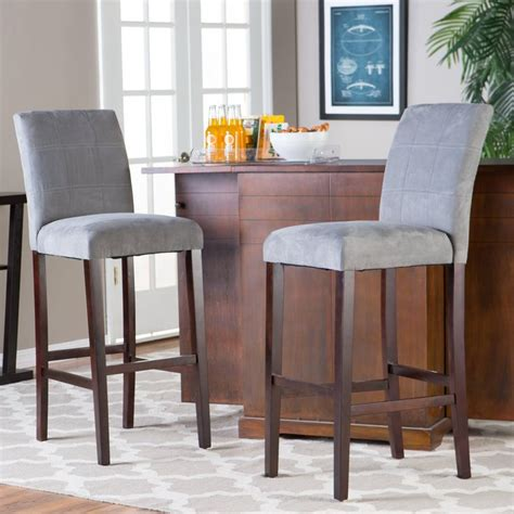 Palazzo 34 Inch Bar Stool Brown by 25 Best Ideas About 34 Inch Bar Stools On