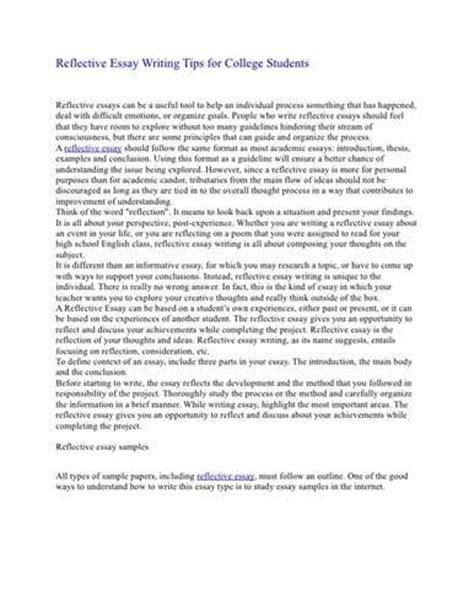 Huck Finn Essay by How To Write A Reflection Essay