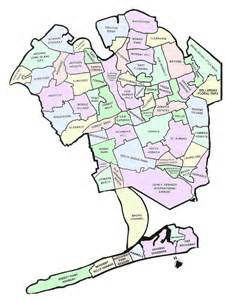 Map Of Queens New York by What Is The Borderline Queens Neighborhood To Long Island