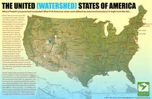 what if states had developed around watersheds next city