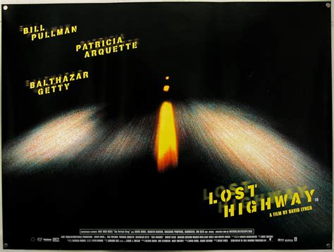 Lost Highway great essay lost highway 1997 reviews