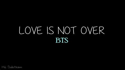 download mp3 bts love is not over love is not over 3d bts h 227 y d 249 ng tai nghe để cảm nhận