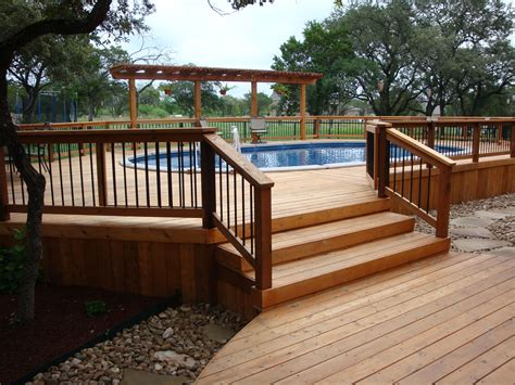 awesome home deck designs homesfeed awesome home deck designs homesfeed