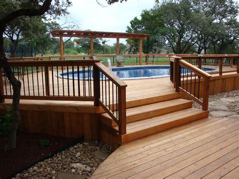home deck design ideas awesome home deck designs homesfeed
