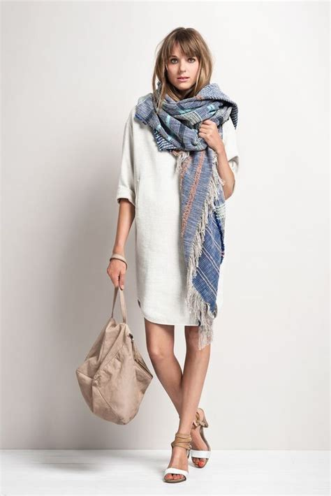 Dress Scarf scarf styling the 2016 edit