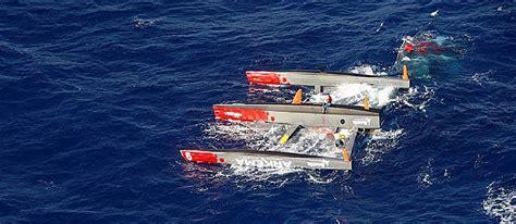 trimaran arkema sensationelle schiffsunf 228 lle mit vielen bildern