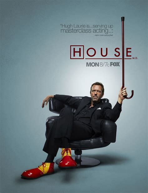 House Md Network House M D 14 Of 20 Large Poster Image