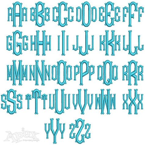 embroidery design nottingham dimples embroidery font formal elegant embroidery fonts