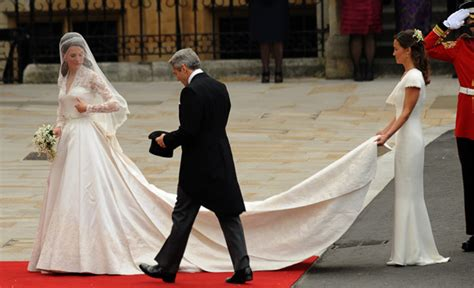 Royal Wedding Kate Arrives At Westminster by Royal Wedding Prince William And Kate Middleton At