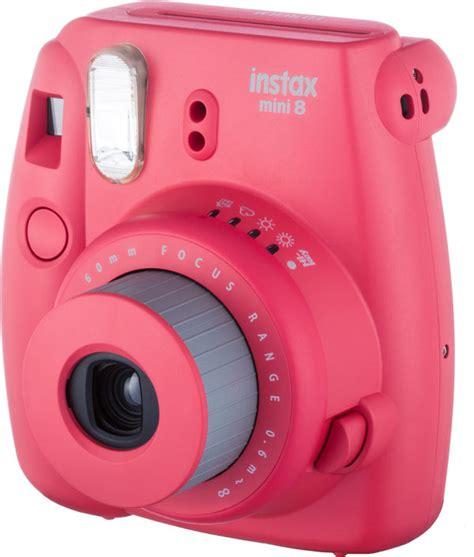 Fujifilm Instax Mini 8 Raspberry fujifilm announces instax wide 300 instant that uses large format instant